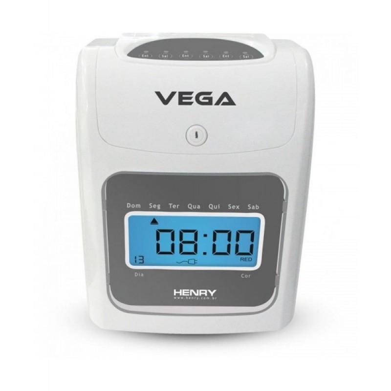 Relógio ponto  Cartográfico VEGA -HENRY