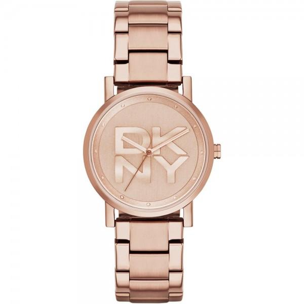 Relógio Feminino Analógico DKNY NY2304/4TN - Rosé